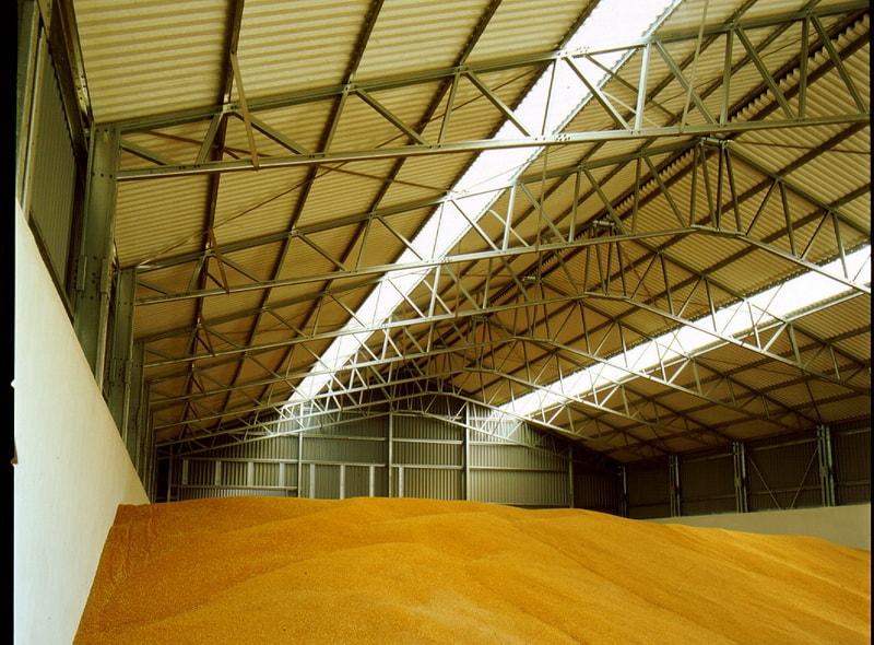 """Строительство Зернохранилища """"Под ключ"""" - Зернохранилища - Строительство - Доска объявлений - Ангар-Инфо"""