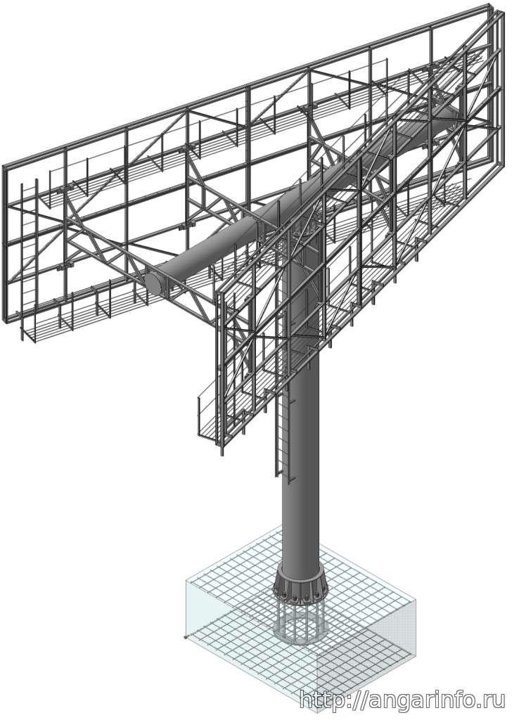 хадид рекламный щит металлические конструкции картинки украсите интерьер